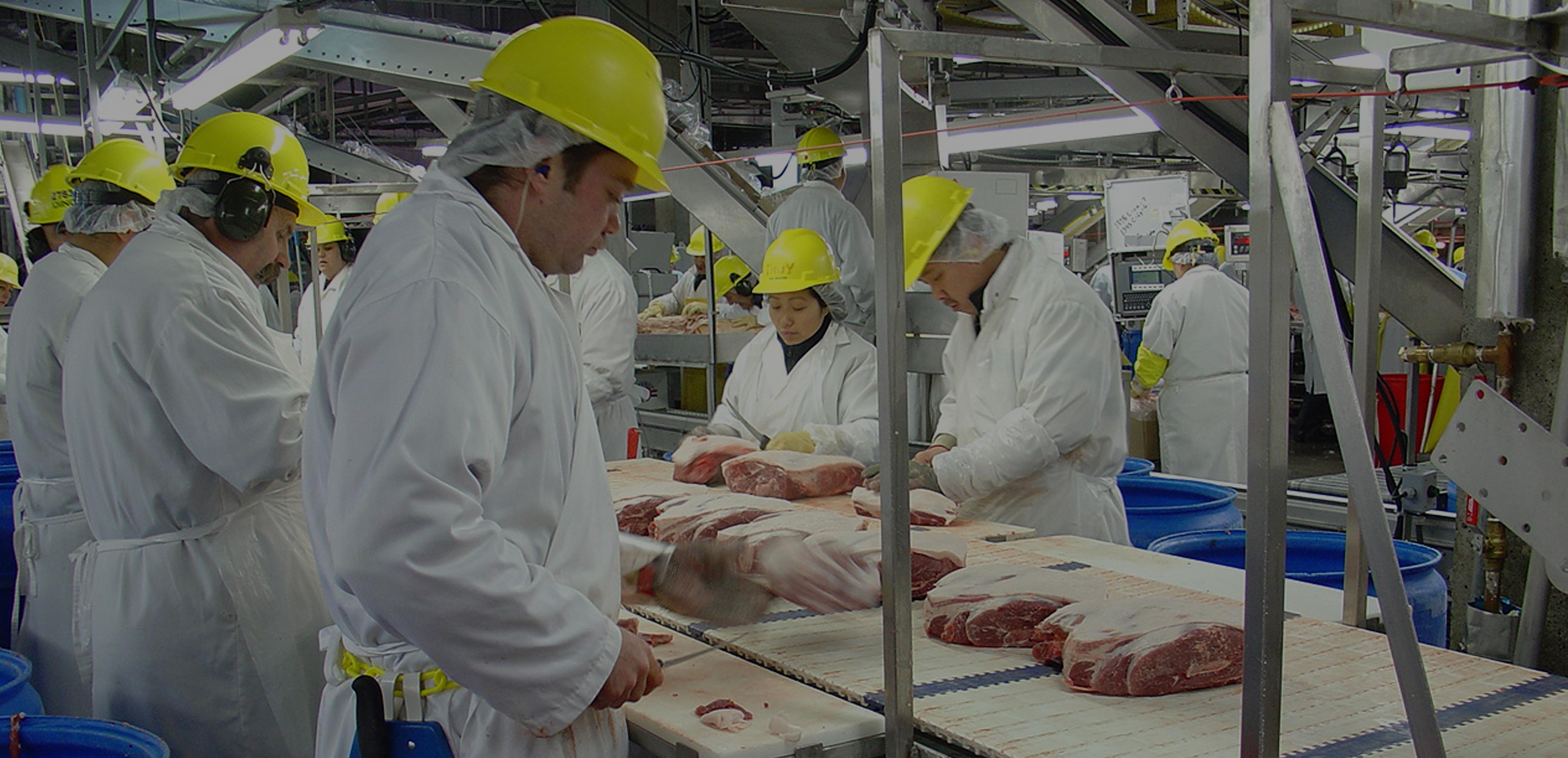 Pork Line Workers Olymel